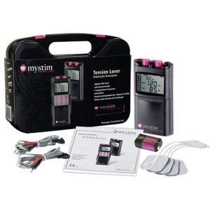Komplet Tension Lover E-Stim Tens Unit