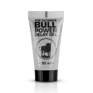 Gel za zakasnitev orgazma Bull Power