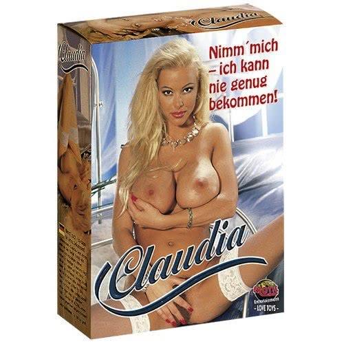 Seks lutka Claudia