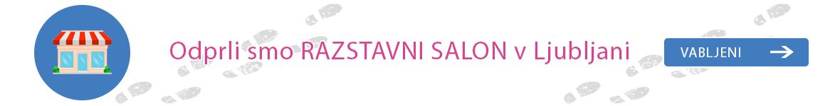 Sex Shop razstavni salon v Ljubljani