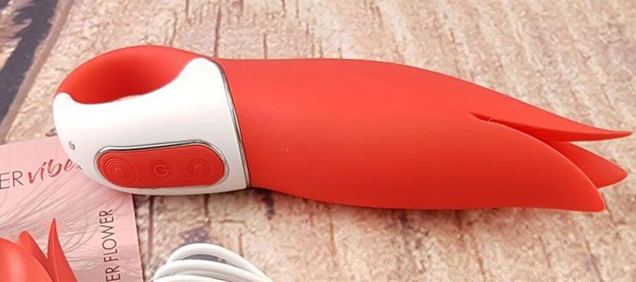 Power Flower - Snažan, višenamjenski vibrator