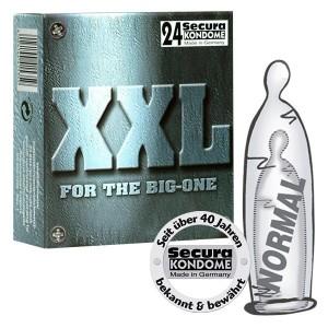 Kondomi Secura XXL