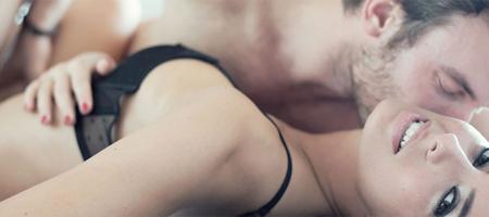 Vibrator kot tretja oseba pri seksu