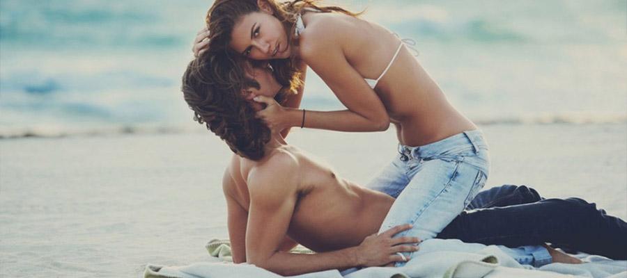 Seks položaji za vroče poletje