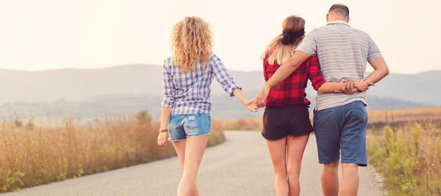 Svingerstvo - ko menjava partnerjev ni varanje