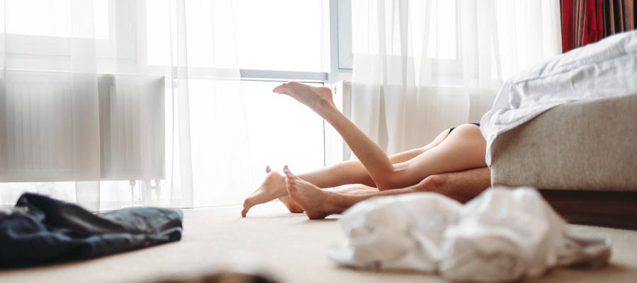 10 odličnih razlogov za jutranji seks