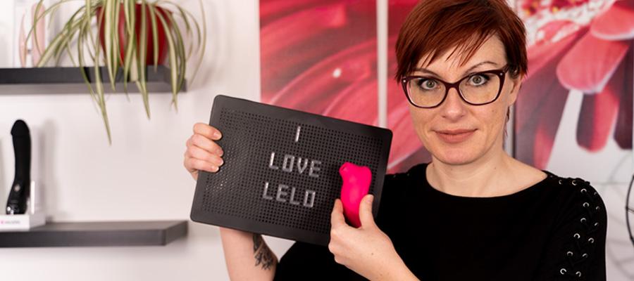 Najbolj priljubljena ženska igračka - Lelo Sona