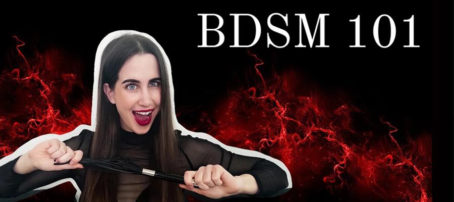 BDSM osnove, ki jih mora poznati vsak.
